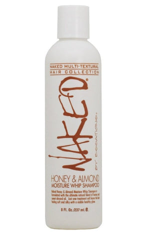 Naked's Honey& Almond Moisture Whipped Shampoo