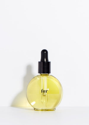 Fur Oil skin and body moisturising oil for preventing ingrown hair and nourishing skin