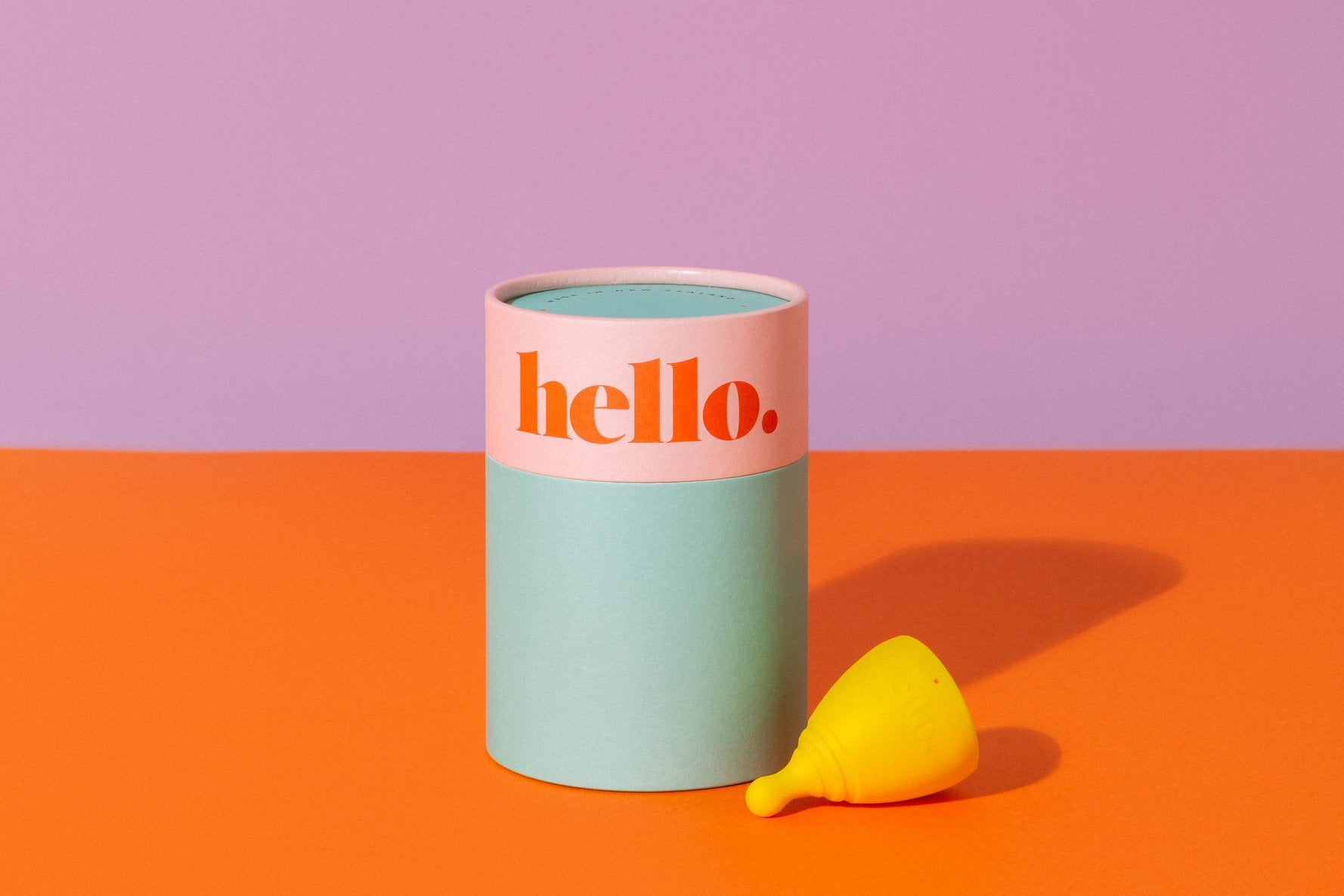 The Hello Cup Large Menstrual Cup - Sustainable Period Care