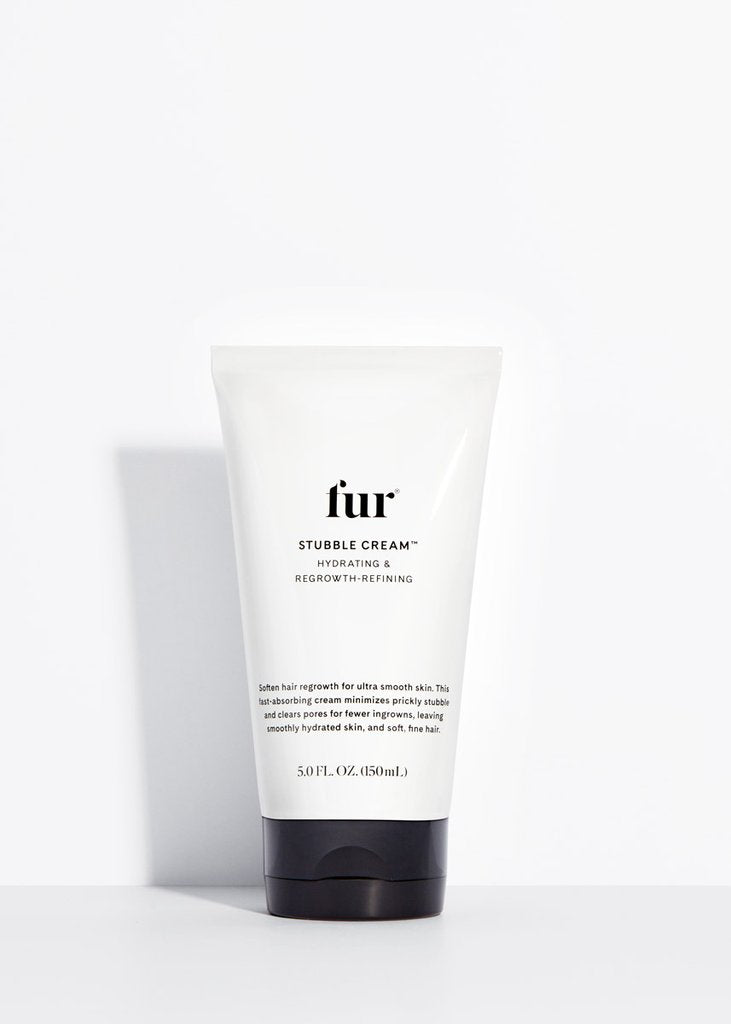 Fur Stubble Cream Moisturiser for ingrown hairs and healthy skin