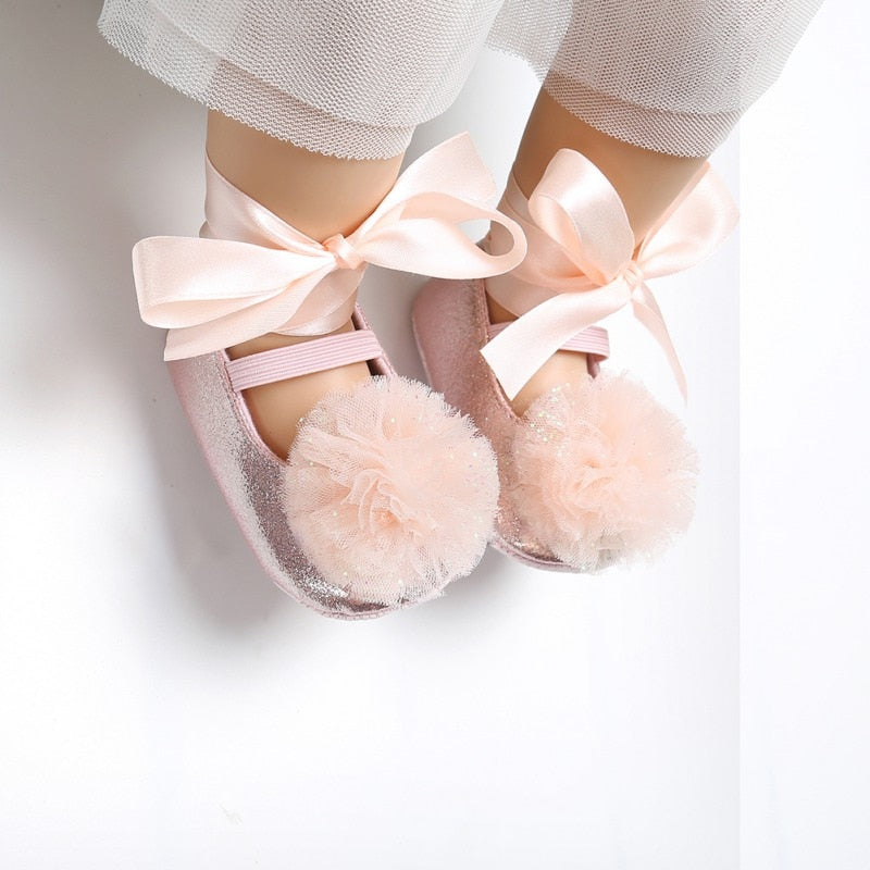 Baby Dance Shoes Toddler Shoes Latest Bow Tie Baby Princess Shoes Dance