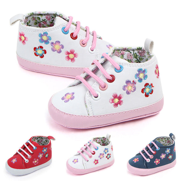 Kids Shoes for Girls Boys Sneakers Jeans Canvas Children Shoes Denim Running Sport Baby