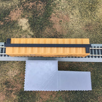 Loading Platform Dock with Ramp - N Scale 1:160 - No Assembly Required!