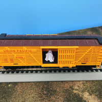 "GHOST Figure - Z Scale 1:220 ""The Ghost of Boxcar Willie"" - Halloween NEW Design"