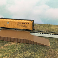 Long Loading Platform Dock with Ramp - N Scale 1:160 - No Assembly Required!