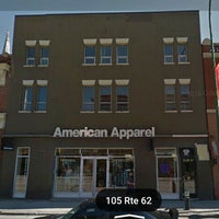 """ American Apparel - HOLLOW "" Urban City Building - N Scale - 1:160 Office USA!"