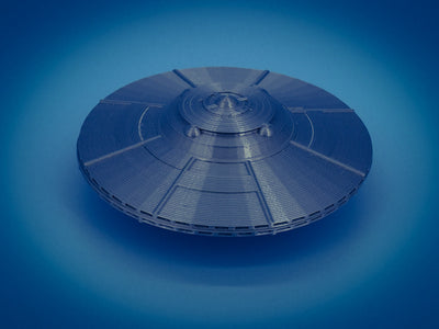 UFO Flying Saucer Alien Space Ship