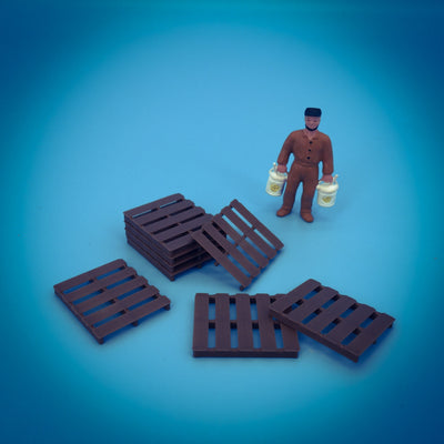Pallet Sets - Low Profile