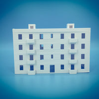 4 Story Apartment, Motel, Hotel or Office Building