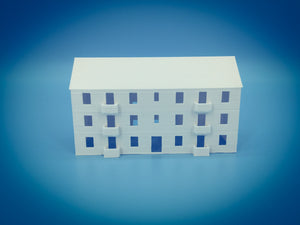 3 Story Apartment, Motel, Hotel or Office Building