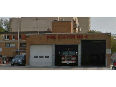 Fire Station - Fire House #4