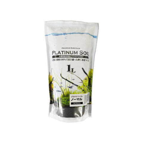JUN Platinum Soil Black