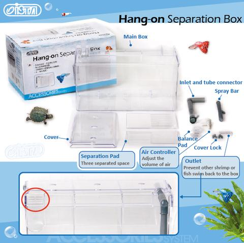 Ista Hang-on Separation Box