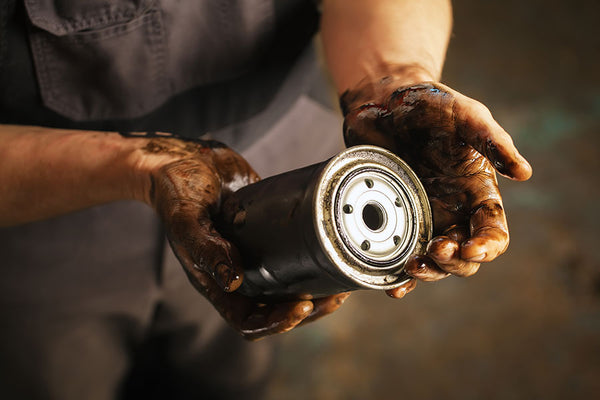 Shop Towels for Oil and Grease