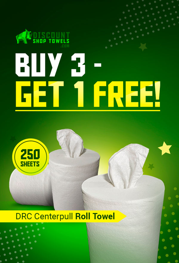 DRC Centerpull Roll Towel 250 Sheets