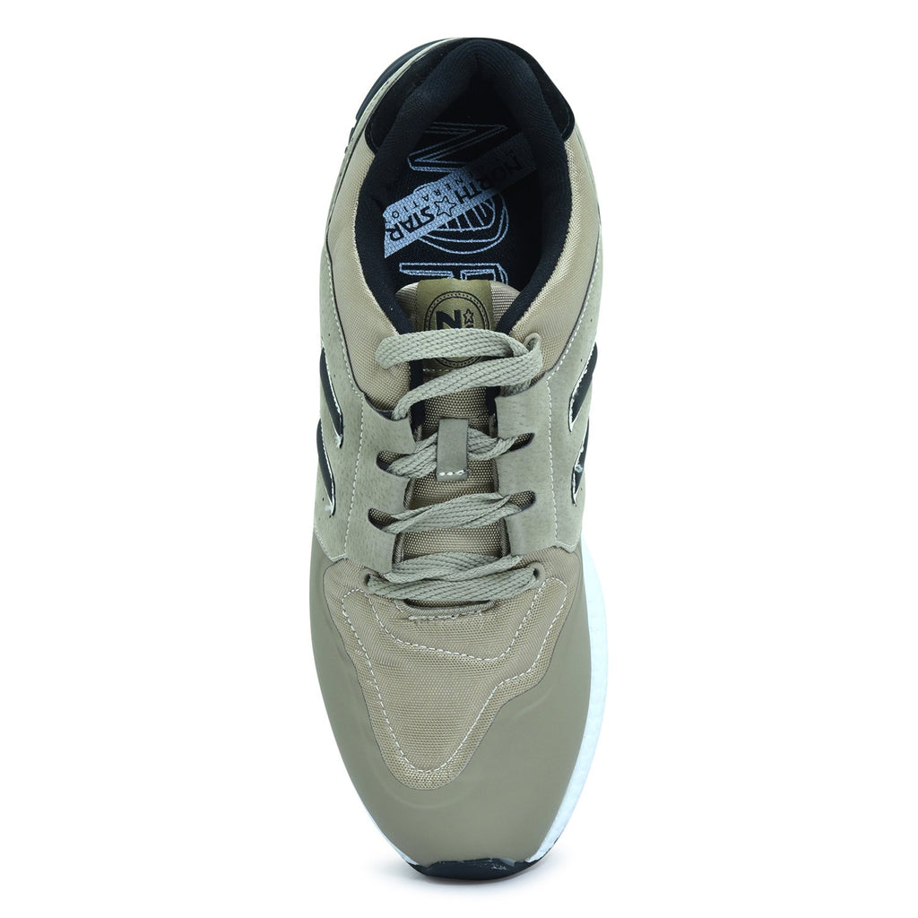 North Star Casual Beige Sneaker for Men