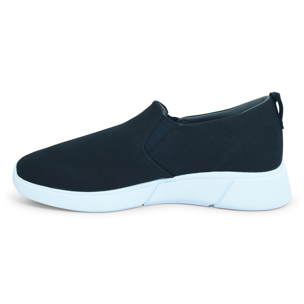 Hush Puppies Slip-on Shoe in Black