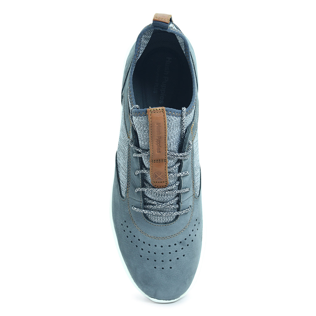 Hush Puppies Lace-up Grey Shoe