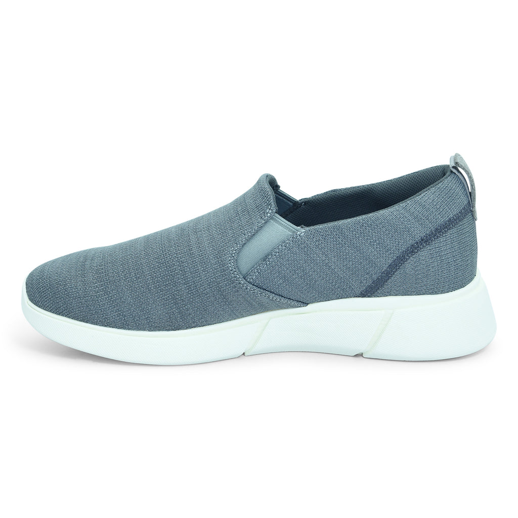 Hush Puppies Slip-on Shoe in Grey