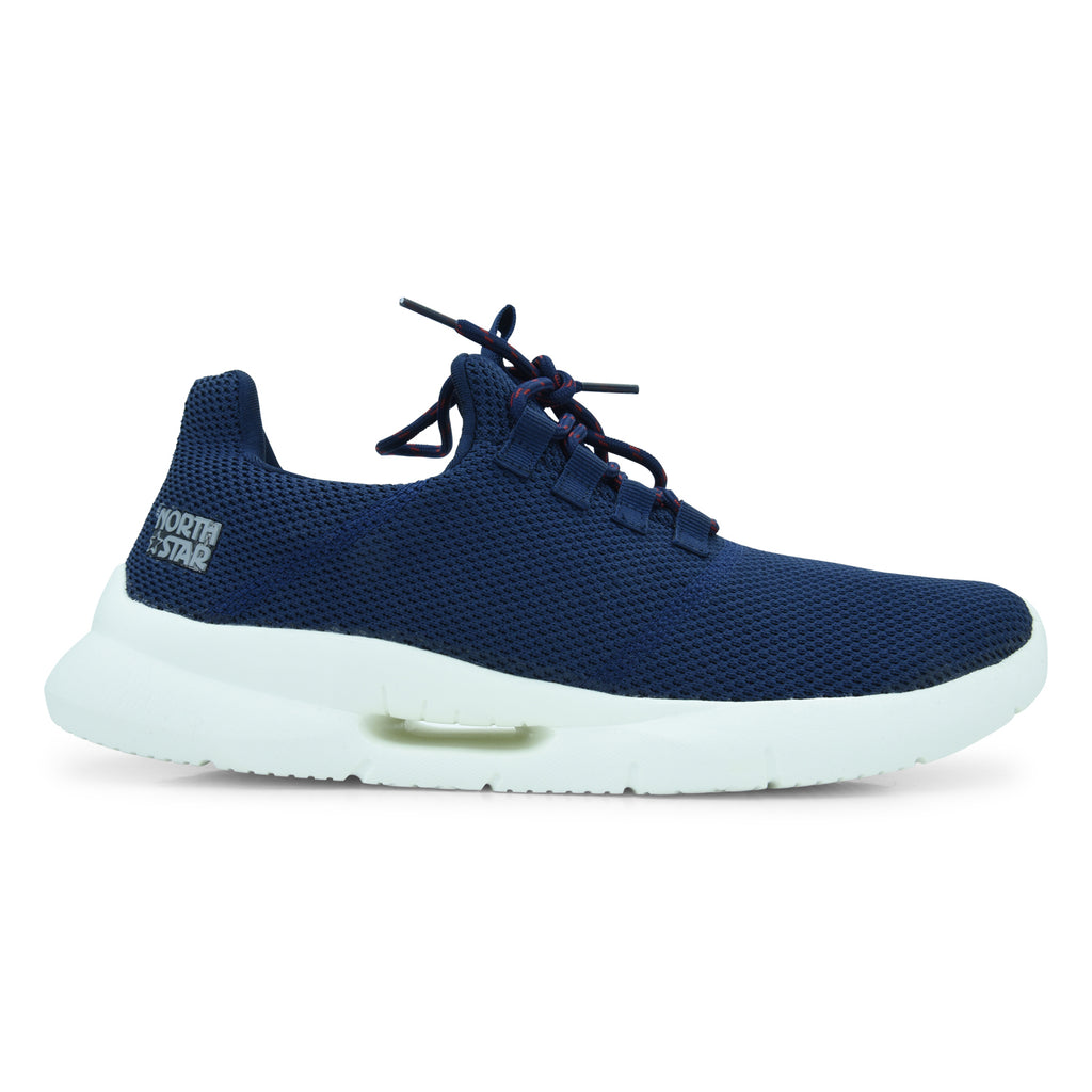 Santiago Navy Blue Sneaker for Men by North Star