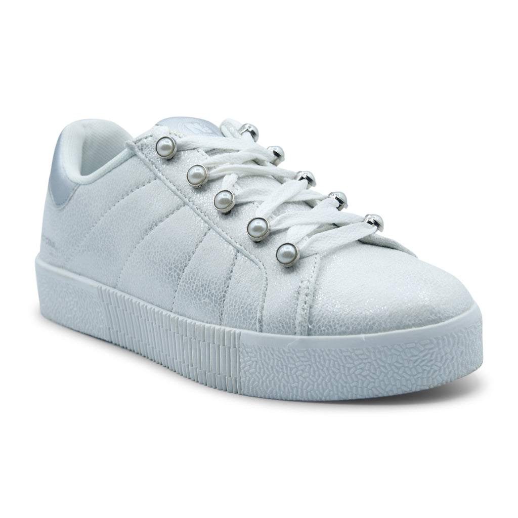 North Star Lea White Sneaker for Women