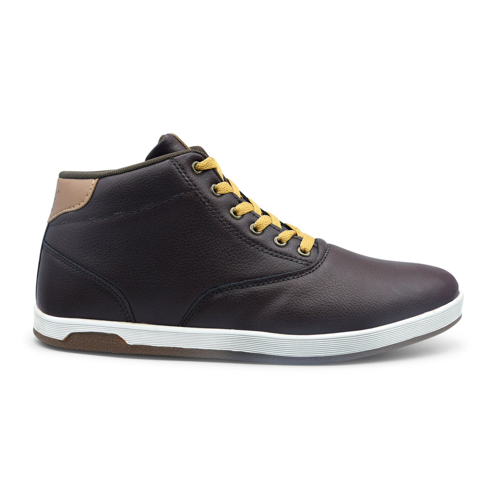 North Star High-Cut Lace-Up Sneaker