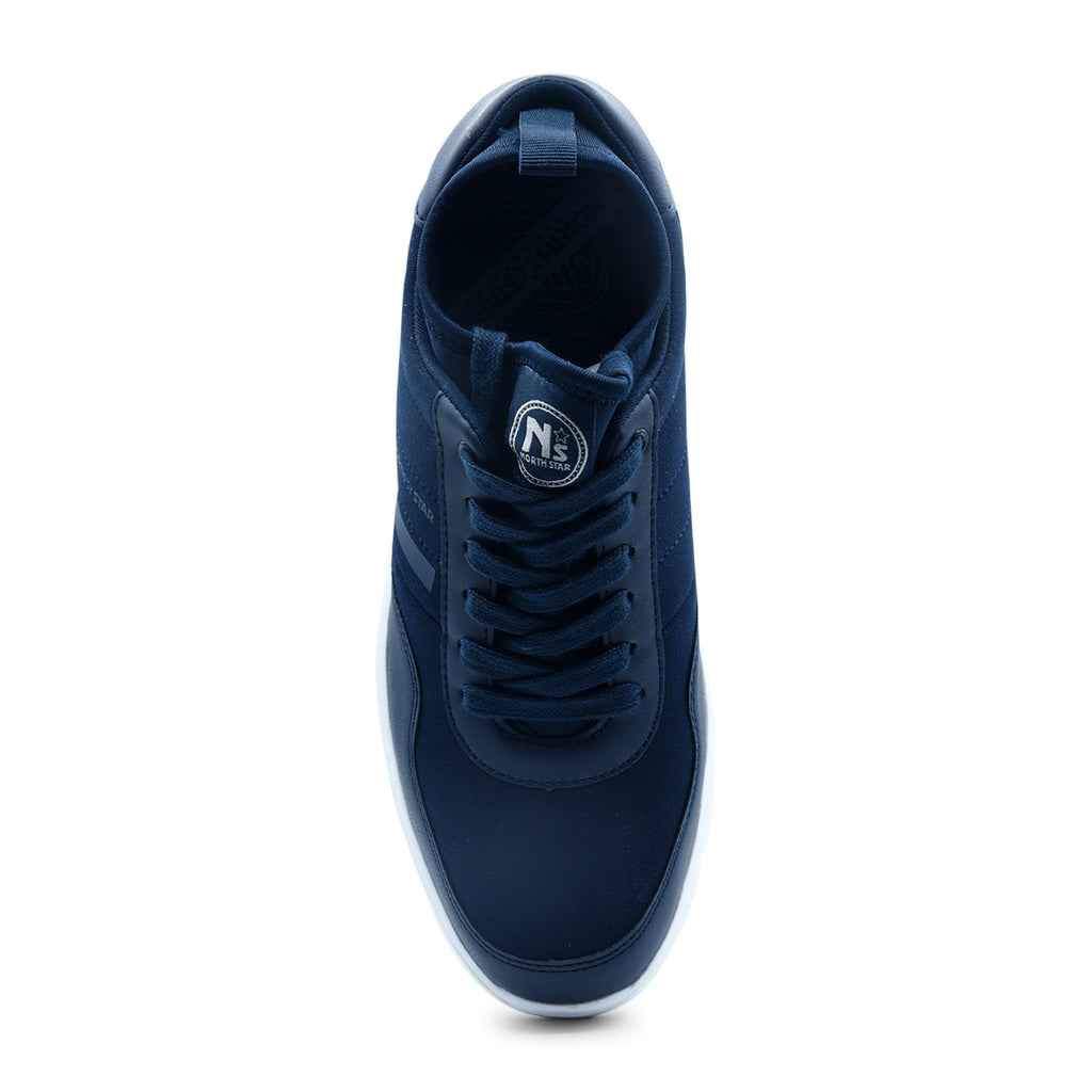North Star Lace-Up Sneaker