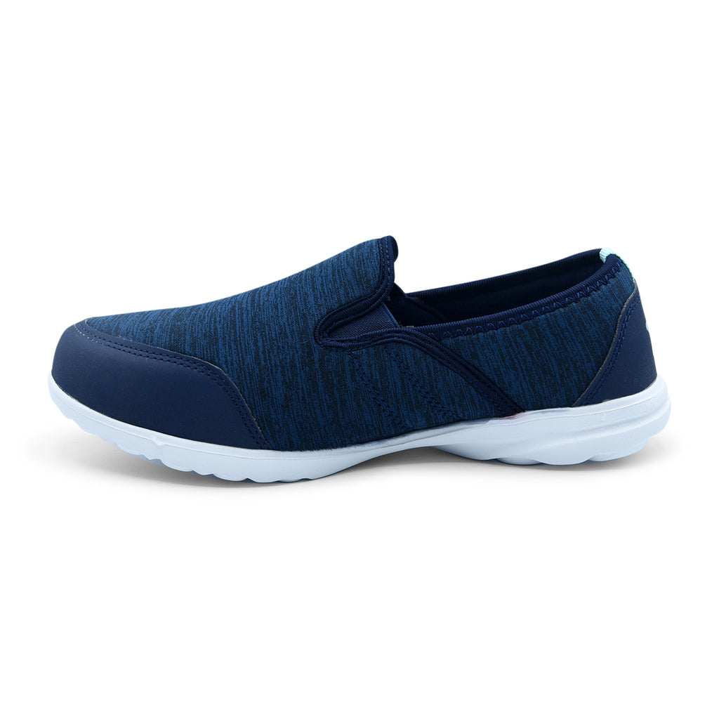 Power Slip-On Navy Blue Sneaker for Women