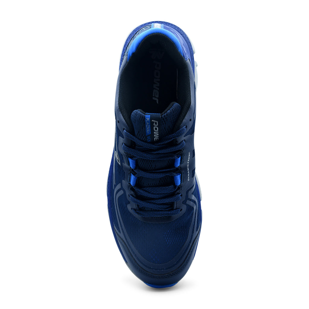 Power Athleisure Lace-Up Sneaker