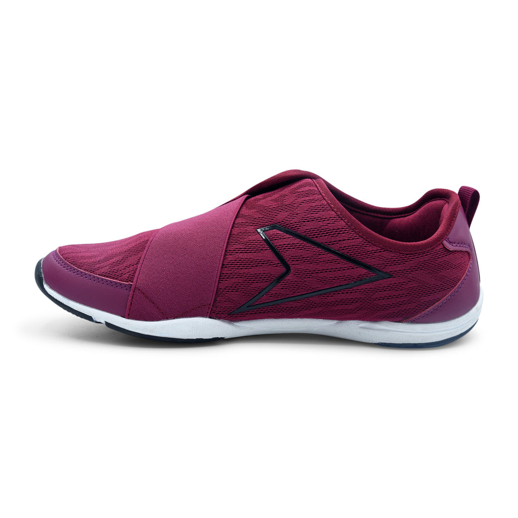 Power Slip-On Red Sneaker for Women