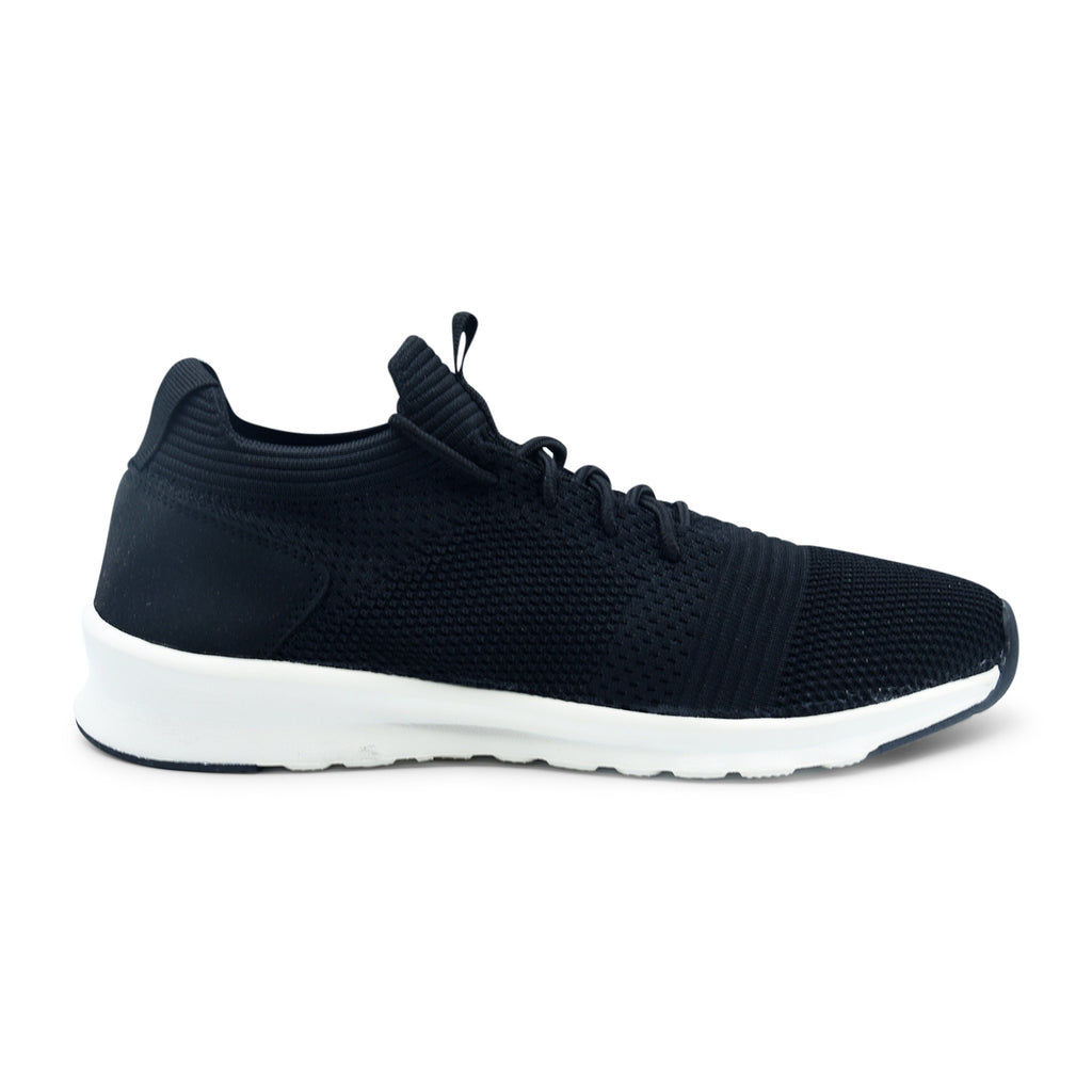 Bata Black Casual Sneaker for Men