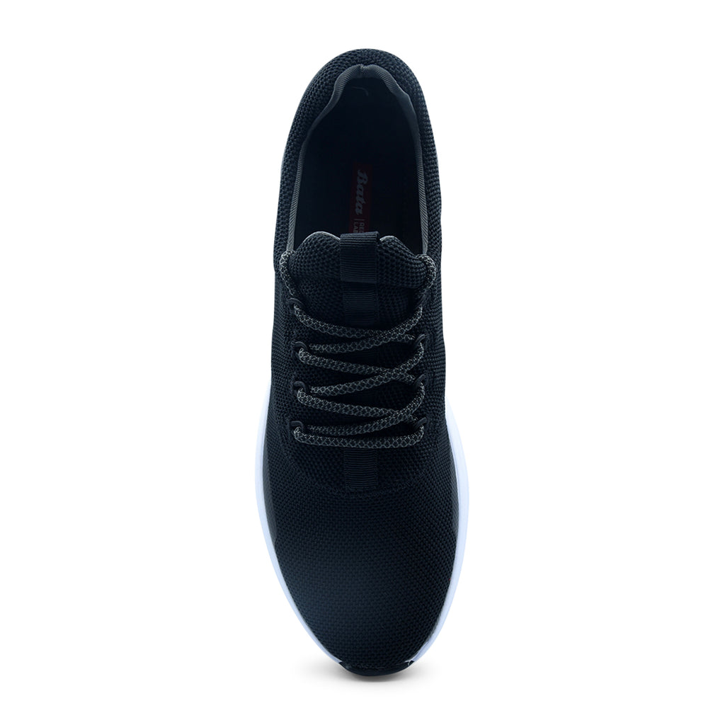 Bata Red Label Lace-Up Shoe in Black
