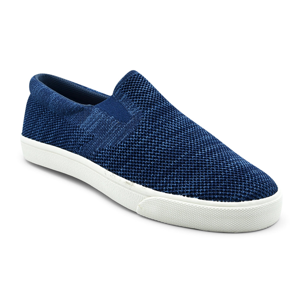 Bata Red Label Slip-on Shoe in Blue