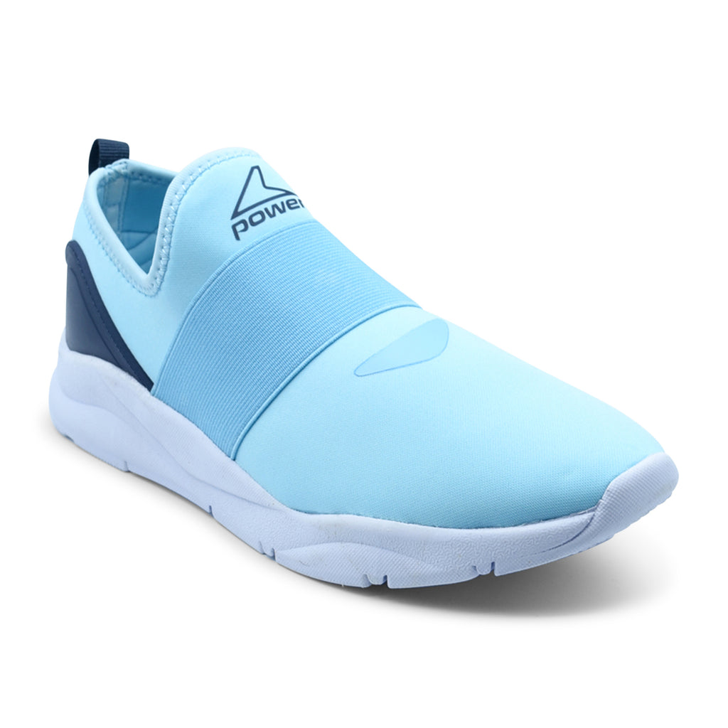 Power Vigor Tenor Sporty Shoe in Blue for The Ladies