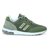 North Star Casual Green Sneaker for Men