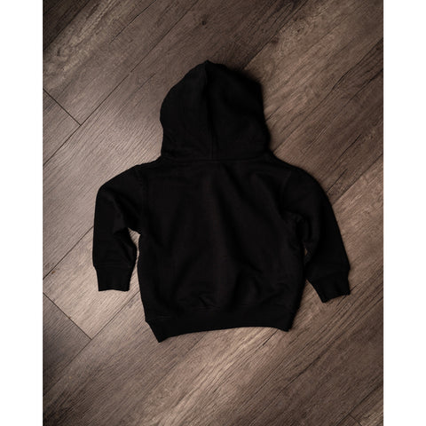 The Stoke Hoody - Black and Grey