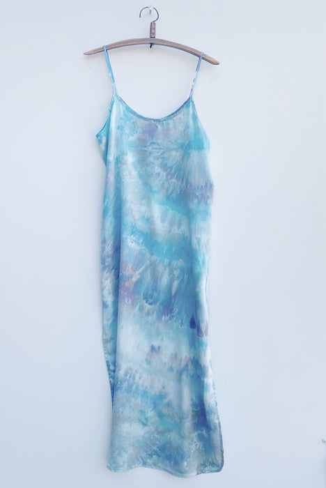 Slip Dress: Sea M
