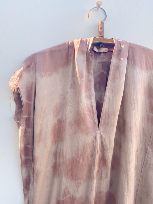 Kaftan: Bark w/grey  M