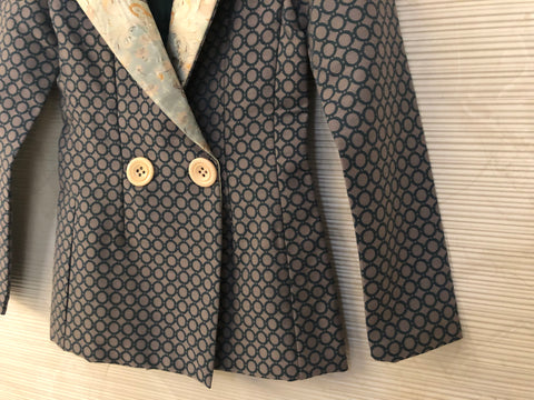 05:04 Nightwatch's Embossed Blazer