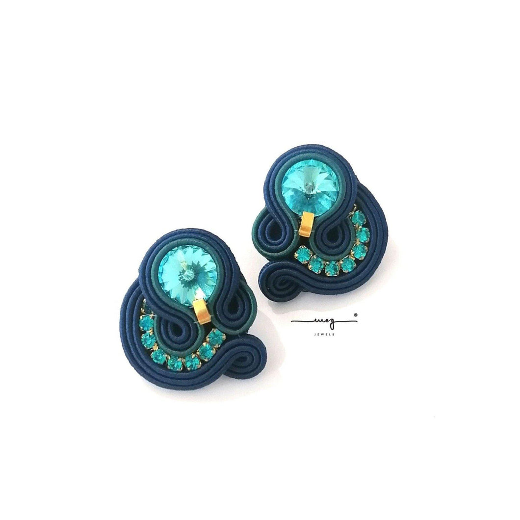 Earrings 'Elizabeth' small size