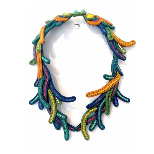 Necklace 'Amazzonia'