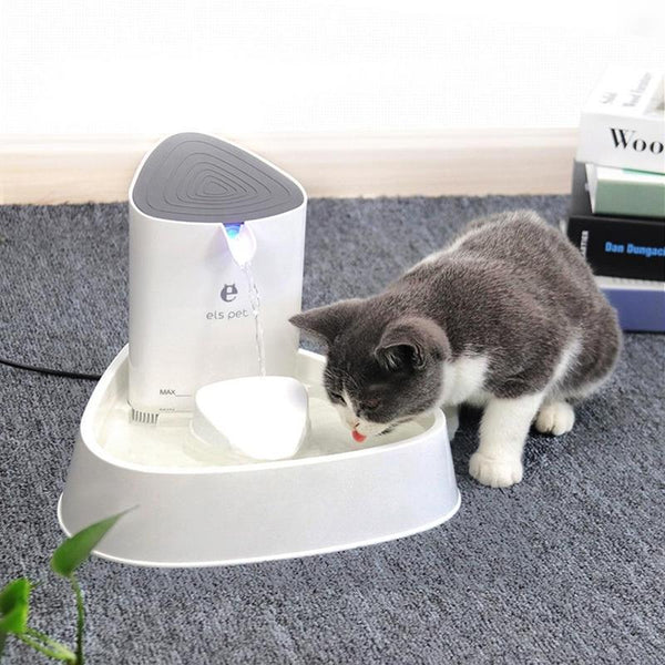 Automatic Cat Water Dispenser With Carbon Filter-Cat Automatic Feeders-4pcs Filters-33557595-4pcs-filters-free-size-china-Paws and Whiskers