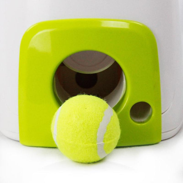 Automatic Tennis Ball Launcher for Interactive Dog Training-Dog Interactive Toys-23459756-l-white-china-Paws and Whiskers