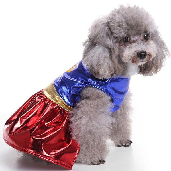 Cute Dog Costumes for Halloween Holidays-Dog Costumes & Dresses-Ballerina-L-19186034-as-picture-show-10-l-Paws and Whiskers
