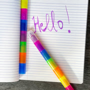 6 in 1 Jumbo Rainbow Marker