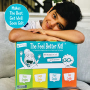 The Feel Better Kit: The Ultimate Feel Better Gift!