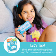 Let's Talk Portable Conversation Starter Cards