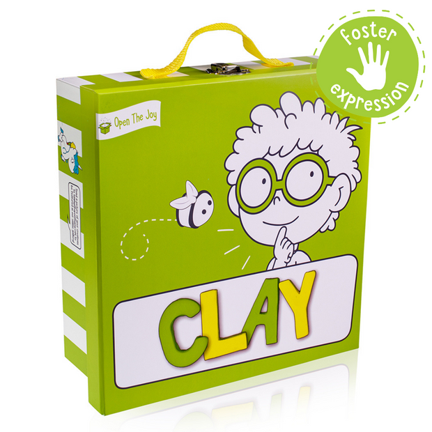 Clay Activity Kit + Free 3 in 1 Conversation Starters