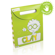 Air Dry Clay Activity Bag to Promote Independence