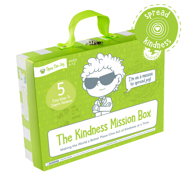 The Kindness Missions Box